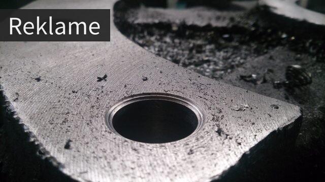 produktion af CNC fræsning